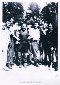 La libération août 1944 en Normandie